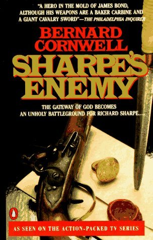 Sharpe's Enemy (Sharpe, #15)