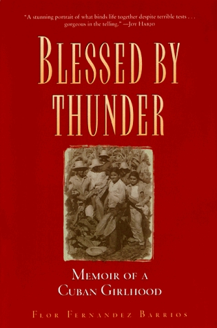 Blessed by Thunder by Flor Fernandez Barrios