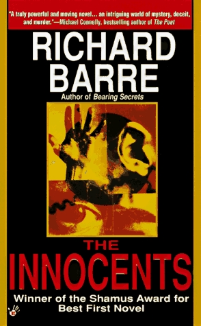 The Innocents (Wil Hardesty, #1 by Richard Barre