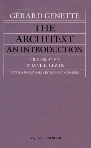 The Architext (Buchcover)