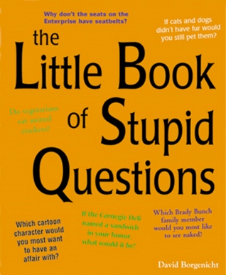 The Little Book of Stupid Questions: 300 Hilarious, Bold, Embarassing, Personal and Basically Pointless Queries