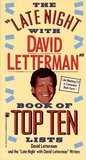 The Late Night with David Letterman Book of Top Ten Lists by David Letterman