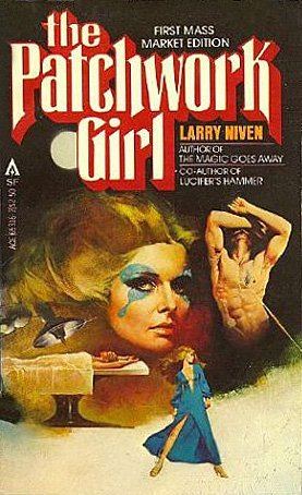 The Patchwork Girl by Larry Niven