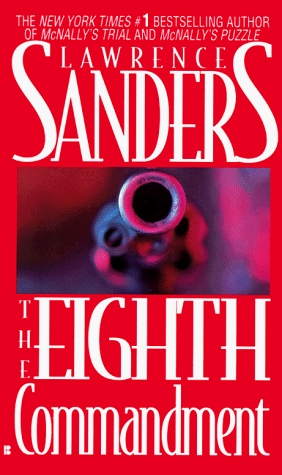 The Eighth Commandment Lawrence Sanders epub download and pdf download