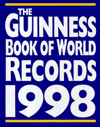 Guinness Book of World Records 1998 by Guinness World Records