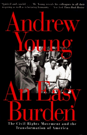 Easy Burden by Andrew Young