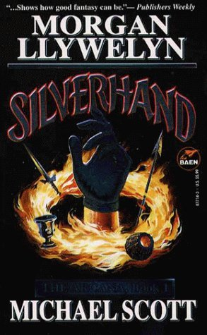 Free online download Silverhand (The Arcana #1) ePub