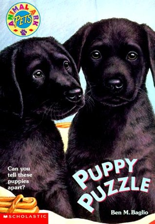 Puppy Puzzle (Animal Ark Pets #1)