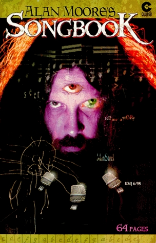 Alan Moore's Songbook by Alan Moore