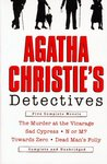 Agatha Christie's Detectives: Five Complete Novels: The Murder at the Vicarage / Dead Man's Folly / Sad Cypress / Towards Zero / N or M?