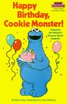 Happy Birthday, Cookie Monster! (Step into Reading, Step 1, paper)