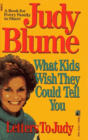 Letters to Judy by Judy Blume