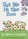 Put Me in the Zoo! Puzzle Book
