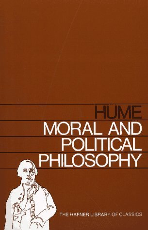 Moral and Political Philosophy by David Hume