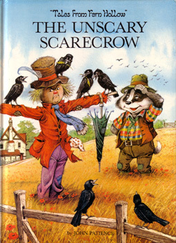 The Unscary Scarecrow by John Patience