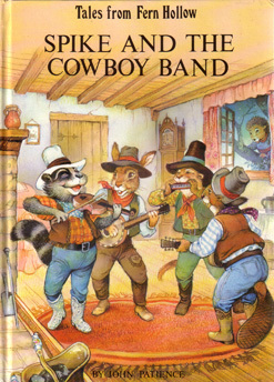 Spike and the Cowboy Band by John Patience