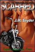 Scarred by J.M. Snyder