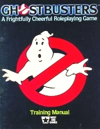 Ghostbusters (A Frightfully Cheerful Roleplaying Game)
