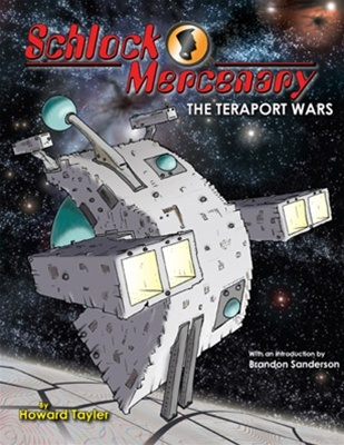 The Teraport Wars by Howard Tayler