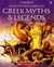 Usborne Illustrated Guide to Greek Myths and Legends by Cheryl Evans