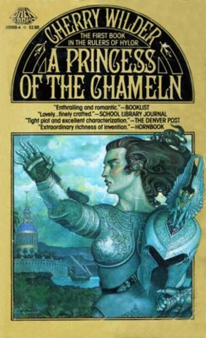A Princess of the Chameln by Cherry Wilder