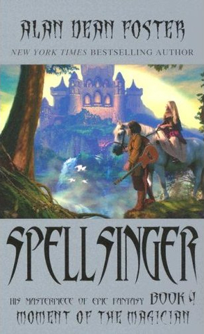 The Moment of the Magician Spellsinger 4