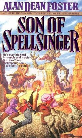 Son of Spellsinger by Alan Dean Foster