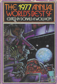 The 1977 Annual World's Best SF by Donald A. Wollheim