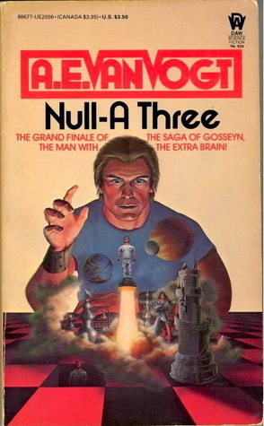 Null-A 3 by A.E. van Vogt