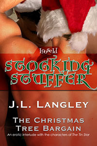 The Christmas Tree Bargain by J.L. Langley