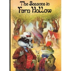 Seasons In Fern Hollow by John Patience