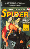 The Spider, Master of Men! #6 (Two Novels in One)