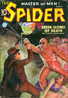 The Spider, Master of Men! #30: Green Globes of Death