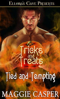 Tied and Tempting by Maggie Casper