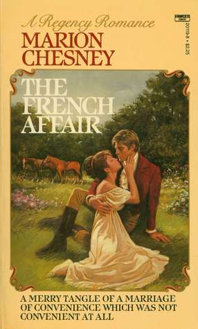 The French Affair (Love, #2) by Marion Chesney