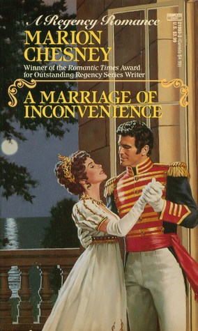 A Marriage of Inconvenience by Marion Chesney