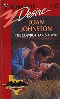 The Cowboy Takes a Wife by Joan Johnston
