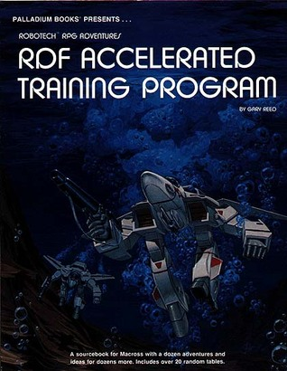 Robotech RPG Adventures by Gary Reed