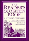 The Reader's Quotation Book: A Literary Companion