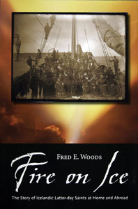 Fire on Ice by Woods, Fred E.