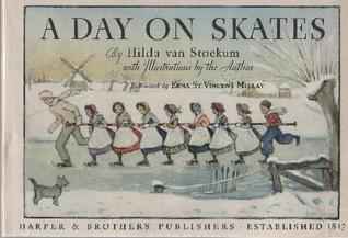 cover Day on Skates: the story of a Dutch Picnic by Hilda Von Stockum