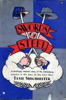 cover Swords of Steel by Elsie Singmaster