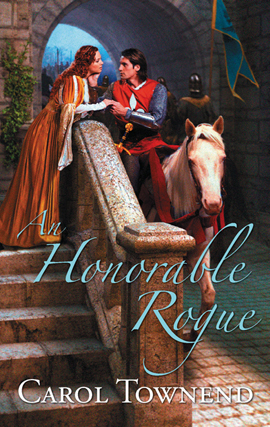 An Honorable Rogue by Carol Townend