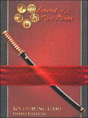 Legend of the Five Rings RPG (3rd Edition)