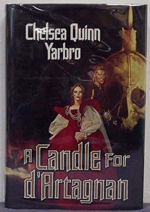 A Candle for D'Artagnan by Chelsea Quinn Yarbro