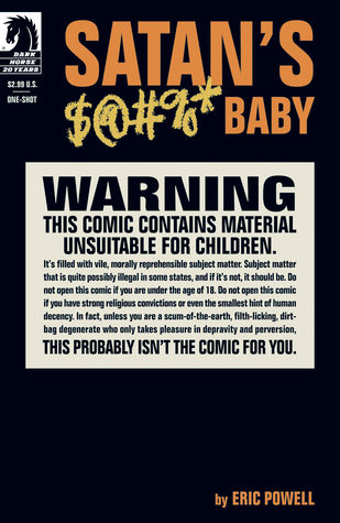 Satan's $@#%* Baby by Eric Powell
