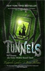 Tunnels by Roderick Gordon