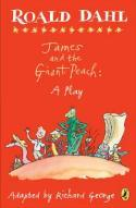 James and the Giant Peach by Richard R. George