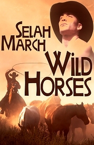 Wild Horses by Selah March