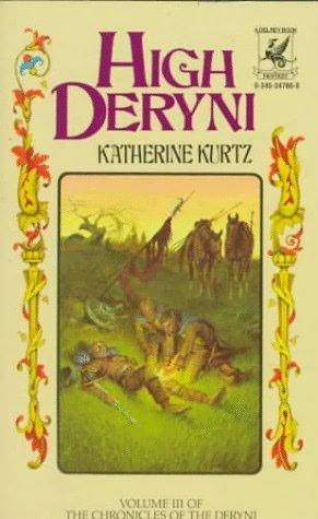 High Deryni by Katherine Kurtz